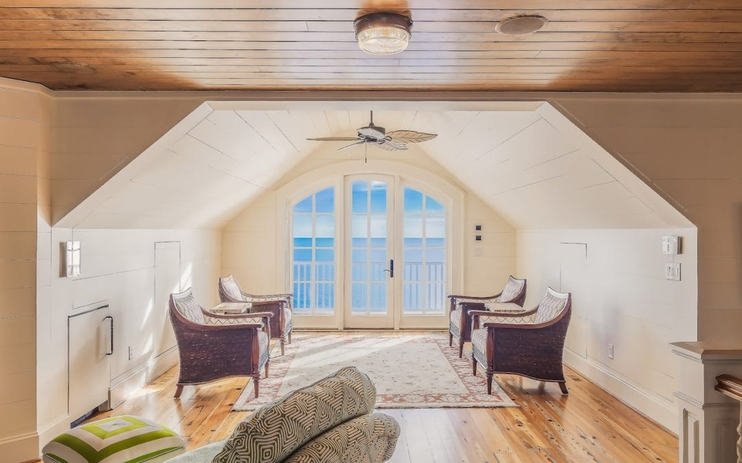 Top off your home with a functional attic