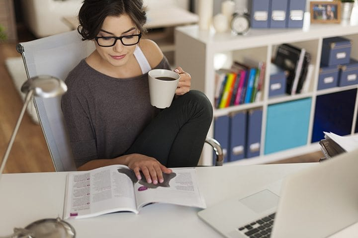 Simple tips for home organization